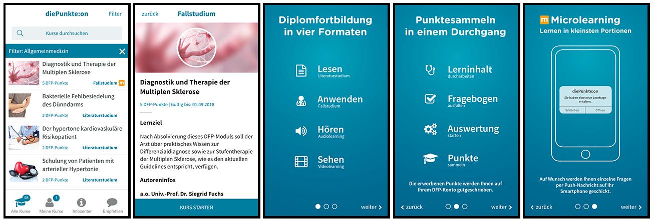 diepunkteon-app-screenshots