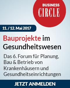 Business Circle – Immobilien im Gesundheitswesen