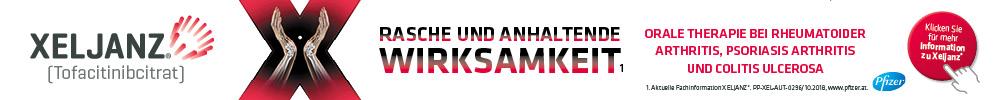 Xeljanz (Pfizer) Banner