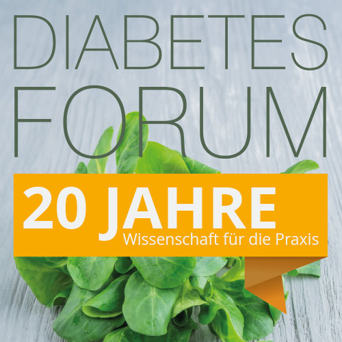 20 Jahre Diabetes Forum