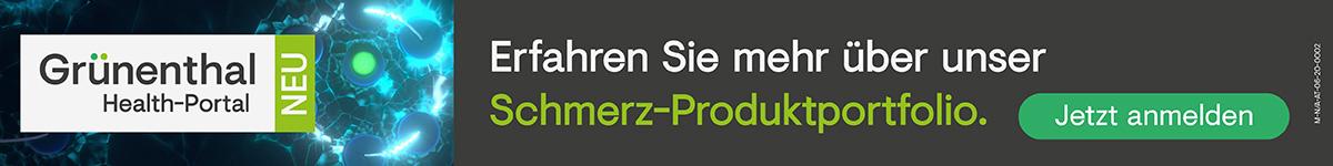 Superbanner Relatus Med Grünenthal Zomig Portfolio