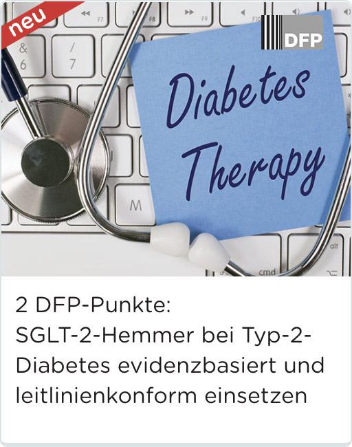 DFP: SGLT-2-Hemmer Diabetes
