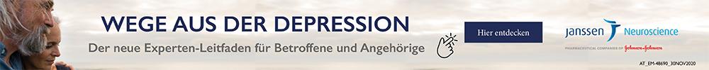 Banner Janssen DEPRESSION